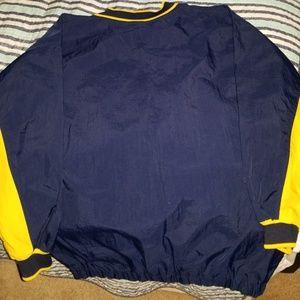 Nike Sweaters - Vintage Nike Nylon crewneck